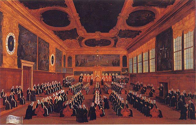 Storia di Venezia, Consiglio di Pregadi