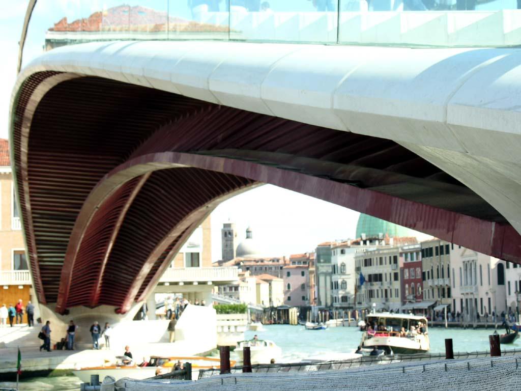 calatrava bridge venice photos - photo#26