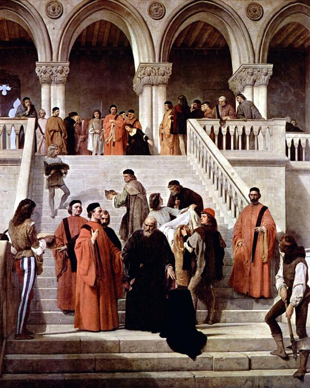 Storia di Venezia, Consiglio dei X